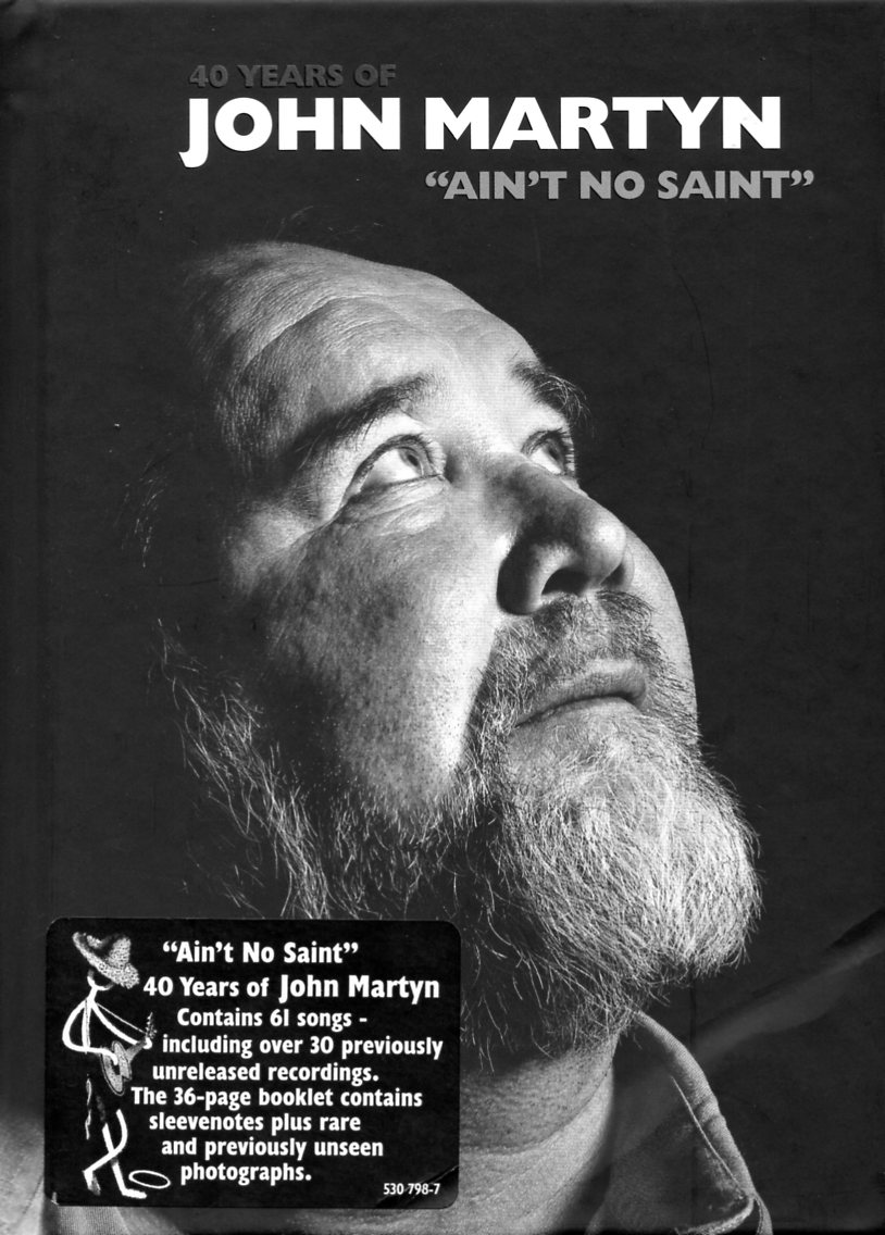 Ain't No Saint 4CD Box Set