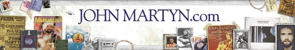 The Official John Martyn Website