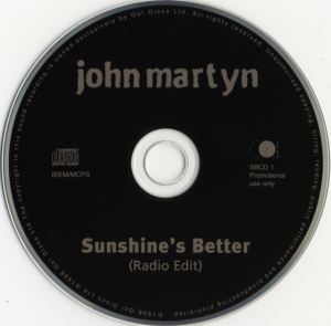 Sunshine's Better (Radio Edit)