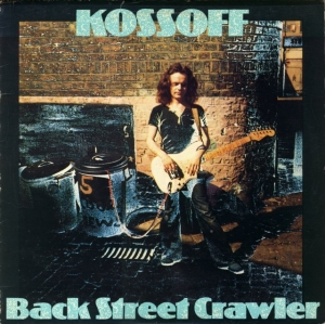 Back Street Crawler lp