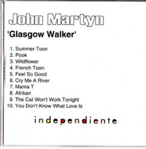 Glasgow Walker WIP
