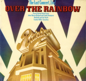 Over The Rainbow Concert LP