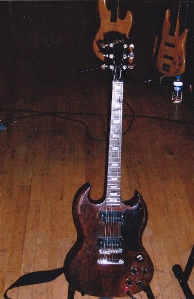 John's Gibson SG