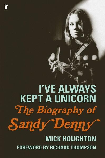 Sandy Denny Biography - The Official John Martyn Website